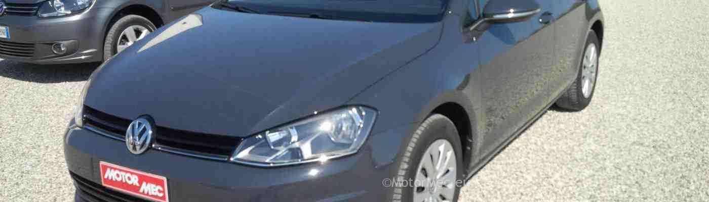 VW Golf 7 16 TDI 105cv